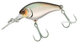 Купить Воблер Jackall Aska 50 SR мм / 7 гр /плавающий цвет: shibu silver