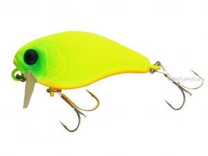Воблер Jackall Chubby 38 38 мм / 4 гр / плавающий / цвет:matt chartreuse