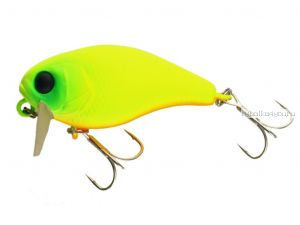 Воблер Jackall Chubby 38 SSR 38 мм / 4,2 гр / плавающий / цвет: matt chartreuse