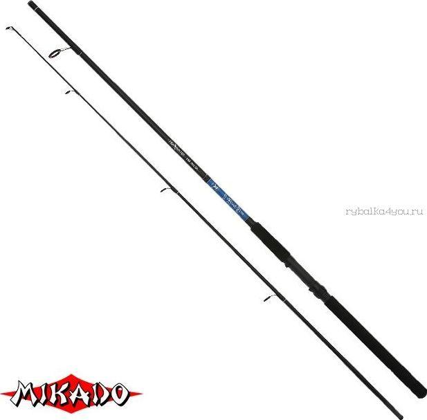 Купить Спиннинг штекерный Mikado Fish Hunter Medium Spin 240 см / тест : 15-45 гр
