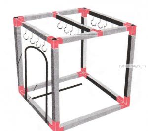 Сушилка для рыбы ЭКО-1 (500х500х500 мм)
