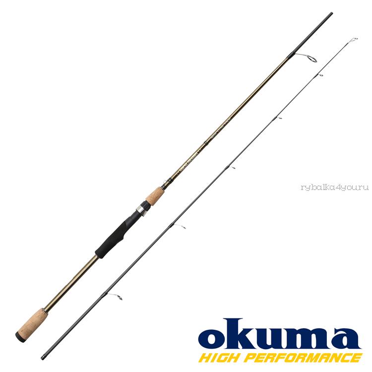 Купить Спиннинг Okuma Dead Ringer 2,28m/10-30gr