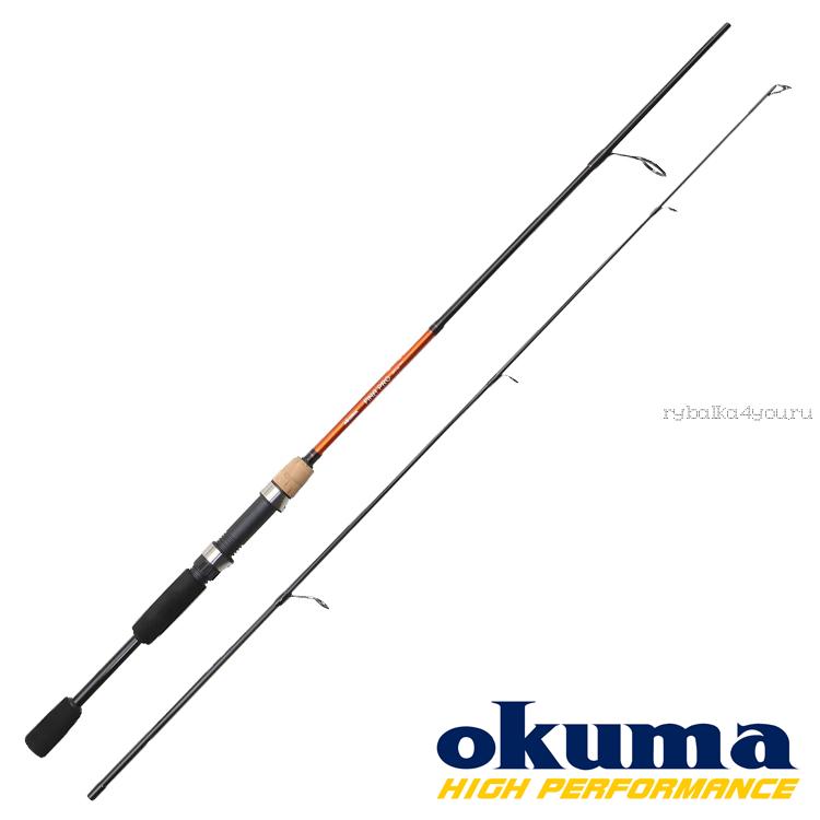 Купить Спиннинг Okuma Fina Pro 1,80m/2-12gr
