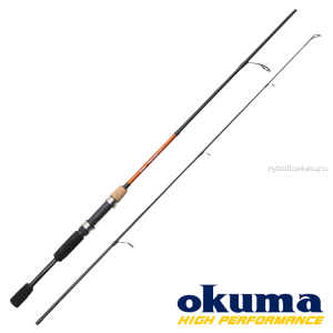 Спиннинг Okuma Fina Pro 1,80m/2-12gr