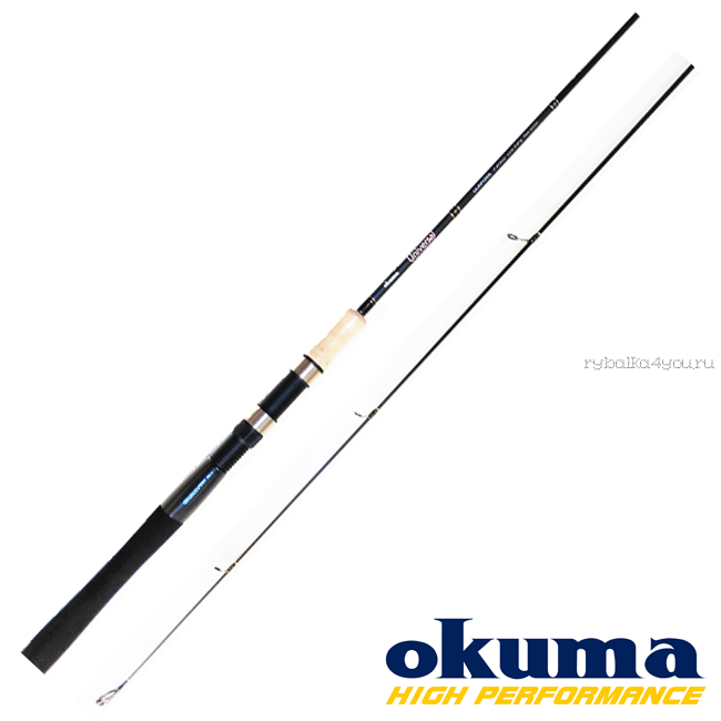 Купить Спиннинг Okuma Universal 2,44m/9-32gr