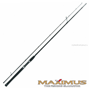 Спиннинг Maximus Black Widow 2,4м/3-15гр MSBW24L