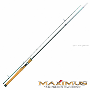 Спиннинг Maximus Fish Poison 2,1м/1-8гр MSFP21UL