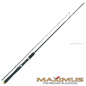 Спиннинг Maximus Sea Wolf 2,4м/3-15гр MSSW24L