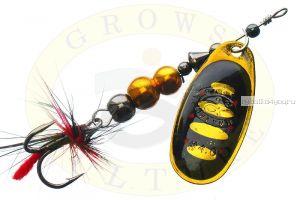 Блесна Grows Culture Ball Bearing Spinner 3.0 #   / цвет:  №9 / 6,5 гр / 3,2 см