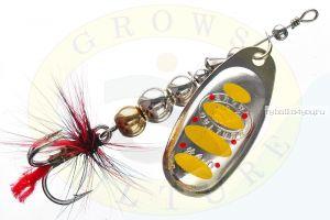 Блесна Grows Culture Ball Bearing Spinner 4.0 #   / цвет:  №6 / 11,5 гр / 4 см