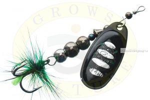 Блесна Grows Culture Ball Bearing Spinner 4.0 #   / цвет:  №7 / 11,5 гр / 4 см