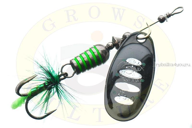 Купить Блесна Grows Culture Synchrony 4.0# / цвет: №7 12 гр 4 см