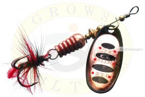 Блесна Grows Culture Synchrony  4.0#   / цвет:  №10 / 12 гр / 4 см