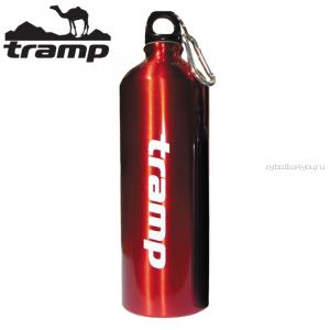 Бутылка алюминиевая Tramp 1l TRC-032