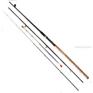 Удилище фидерное Mifine Fire Wolf Feeder 3,3 м / тест до 150 г / арт 10501-330