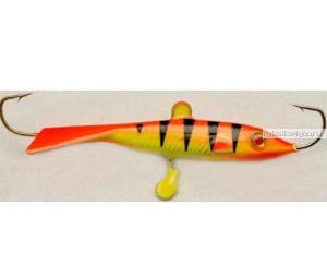 """Балансир SURF с монолитным хвостом """" Fllipper """" разм. 68мм,  вес 24гр., цв. 14"""