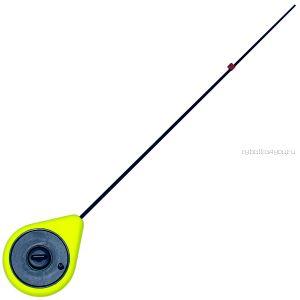 Балалайка Bravo fishing STFZ-Y стеклопластиковый хлыстик ( жёлтая)
