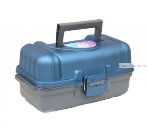 Ящик ТриКита рыболовный ЯР-2  2 лотка (370*190*180)