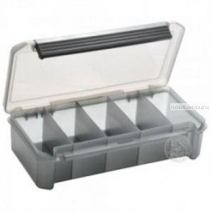 Коробка  для карповых принадлежностей КДК-11 дымка (180*90*45мм)