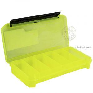 Коробка ТриКита для приманок КДП-4 жёлтая (3400х215х50)