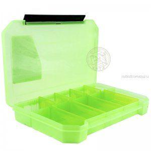 Коробка ТриКита для приманок КДП-4 зеленая (3400х215х50)