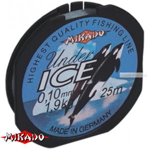Леска мононить Mikado Under Ice II 25 м