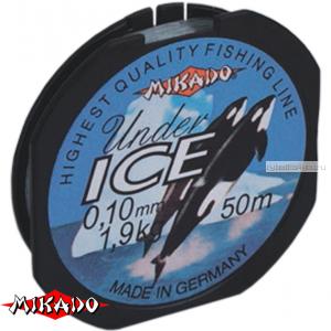 Леска мононить Mikado Under Ice II 50 м
