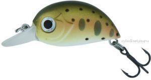 Воблер Usami Kabu 25 S-SR цвет: 345 / 25 мм / 2,6 гр / Заглубление: 0 - 0,3 м