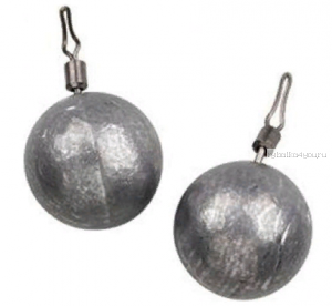"Груз Тула""шарик"" для отводного,дропшота 25 гр / 5 шт"