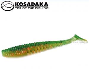 Виброхвост Kosadaka Awaruna 100, 5шт., цвет BOT AWA-100-BOT