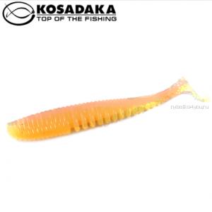 Виброхвост Kosadaka Awaruna 88, 7шт., цвет PCH AWA-088-PCH
