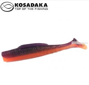 Виброхвост Kosadaka Weedless Minnow 65, 6шт., цвет VF WM-065-VF