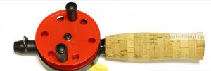 Удилище Grifon Ice Sens 38см / шпуля 6.5 см / пробка ICSN381CR