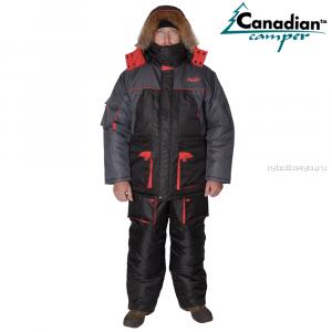 Костюм зимний Canadian Camper Siberia Black -40/45C