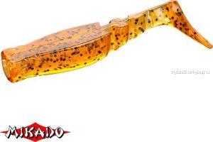 """Виброхвост Mikado Fishunter 2 """"съедобная резина"""" 7.5 см. /цвет:  350  уп.=5 шт."""