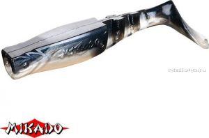 """Виброхвост Mikado Fishunter 2 """"съедобная резина"""" 7.5 см. /цвет:  355  уп.=5 шт."""
