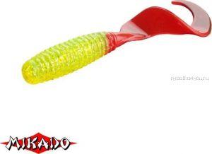 Твистер Mikado Twister 38 мм. /цвет:  10T  уп.=10 шт.