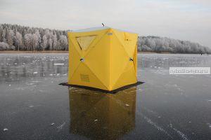 Палатка для зимней рыбалки Сахалин 2