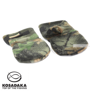 Перчатки-варежки Kosadaka Fire Wind / цвет: камуфляж