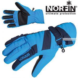 Перчатки Norfin Women Windstop Blue (Артикул:  705063)