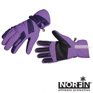 Перчатки Norfin Women Windstop Violet (Артикул: 705066)