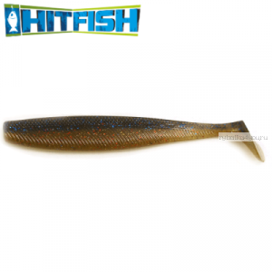 Мягкие приманки Hitfish Big Shad 5,3'' #R136 (3шт в уп)