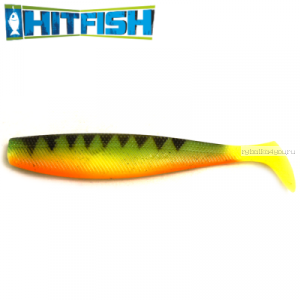 Мягкие приманки Hitfish Big Shad 7,1'' #R201 (2шт в уп)