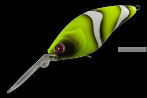 Воблер TsuYoki Wist 75F 75 мм / 25 гр/ Заглубление: 3,5 - 6,5 м / цвет: 645